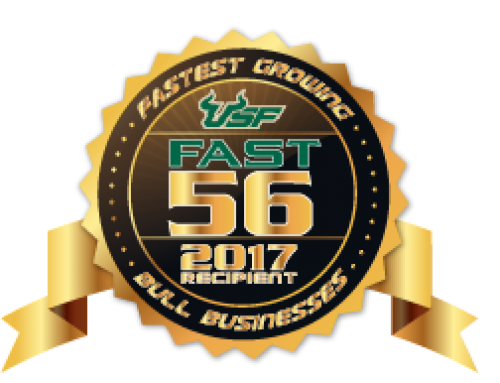 Lair Services named to USF fast 56 for 3rd Consecutive Year