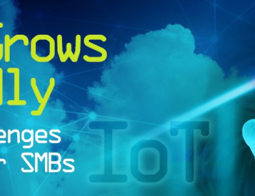 IoT Grows Rapidly While Challenges Remain for SMBs
