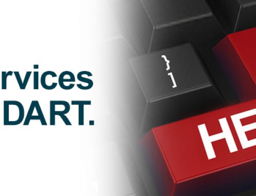 Lair Services (LSI) Unveils New Name & Logo Re-branding as DART – Tech Services, Security & Solutions
