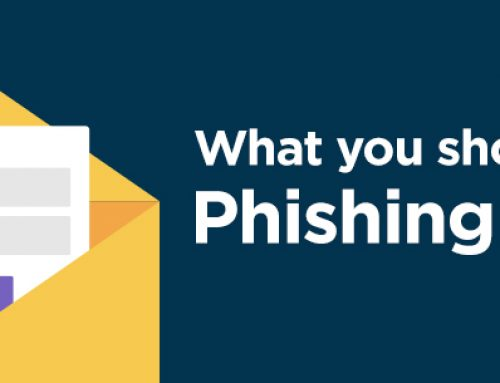 What You Should Know About Phishing Emails