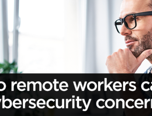 Are Remote Workers Following Employer Cybersecurity Best Practices?