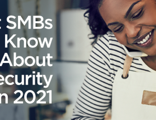 What SMBs Should Know About Cybersecurity in 2021