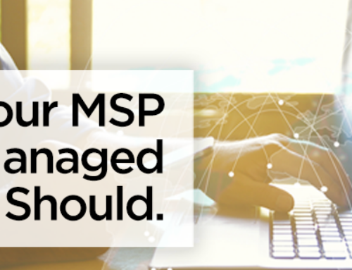Does Your MSP Offer Managed SOC? It Should