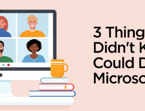 3 Things You Didn't Know You Could Do in Microsoft Teams